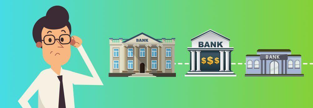 как выбрать банк для ип