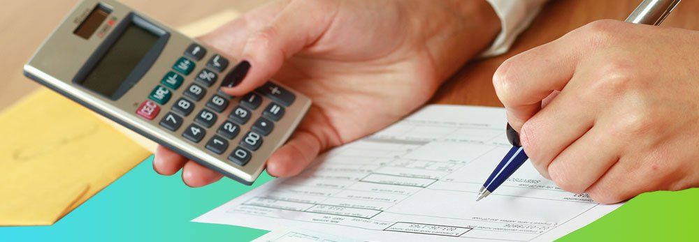 расчет налогов на сотрудника